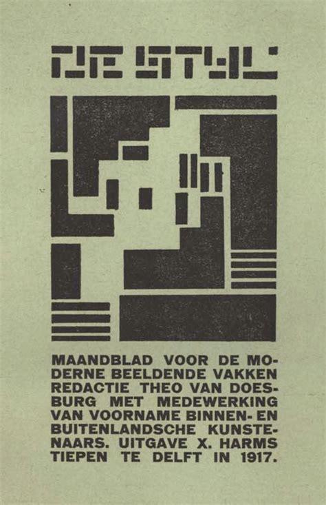 information design journal founded de stijl wikipedia
