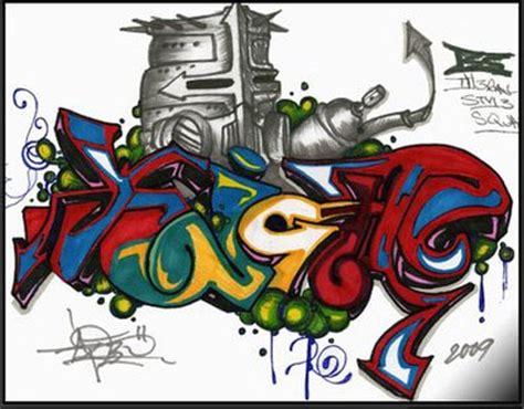 grafiti   amazing full color graffiti letters
