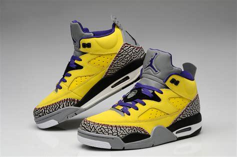 Nike Basket Mans basket air pas cher of mans low jaune et