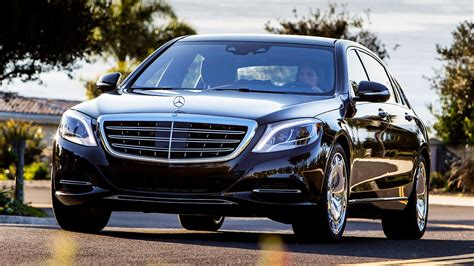 2015 Mercedes Maybach S600 Your Car Is Ready Sir