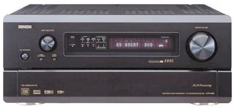 product review denon avr  surround sound receiver