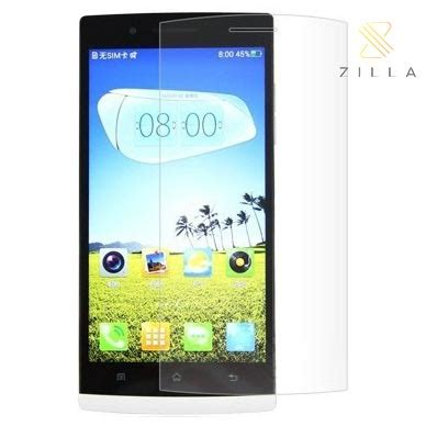 Wood Oppo Find 5 X909 zilla 2 5d tempered glass curved edge 9h 0 26mm for oppo