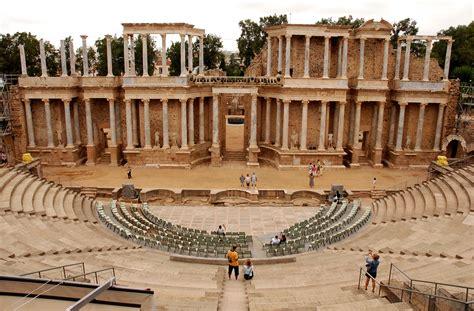 espaa romana roman file teatro romano de m 233 rida badajoz espa 241 a 02 jpg