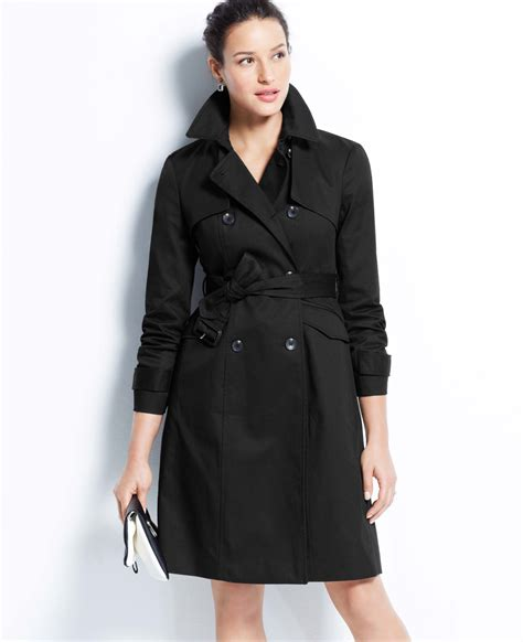 Timeless Trench Coats by Lyst Timeless Trench Coat In Black