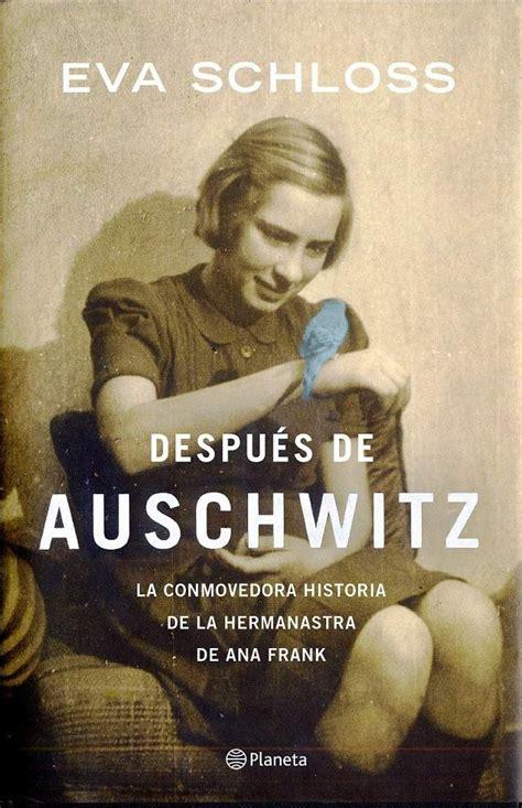 libro auschwitz and after hermanastra de ana frank publica libro que relata su experiencia en auschwitz tele 13