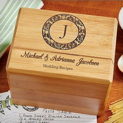 recipe themed bridal shower gifts 41 fabulous bridal shower gift ideas dodo burd
