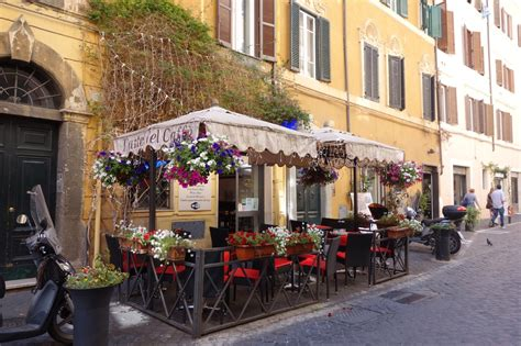 rome italy best restaurants restaurants near colosseum