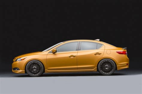 acura rolls out custom ilx and rlx at sema