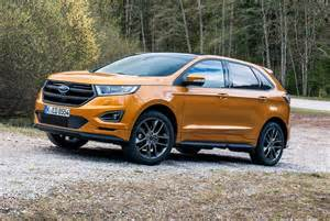 Ford Edg 2018 Ford Edge Release Date Price Interior Changes