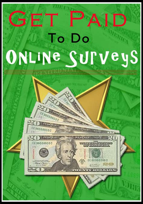 Paid Online Surveys For Money - get paid to take surveys in boston