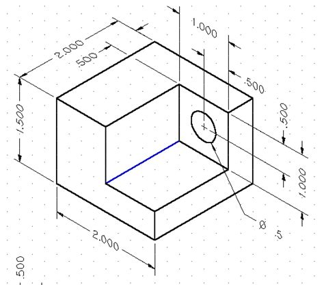 tutorial autocad isometric drawing cad isometric drawing smb design and technology