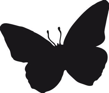 imagenes de mariposas siluetas vinilo pizarra silueta mariposa tenvinilo
