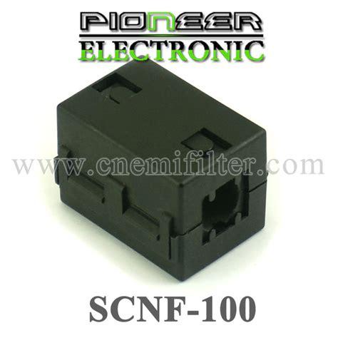 Sale Ferrite Bead Filter For Signal Line Zbf253d 00 Tdk rohs compliance clip cable soft ferrite bead emi ferrite
