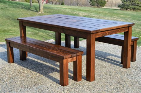 built in table remodelaholic build a patio table with built in ice boxes