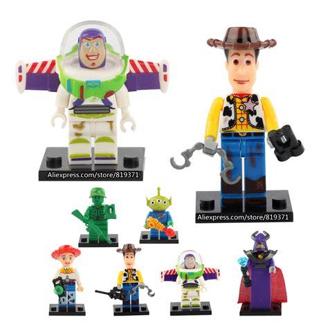 Dijamin Loz Lego Nano Block Story Buzz Lightyear get cheap story lego aliexpress alibaba