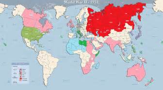 Ww2 World Map by Ww2 World Map Submited Images