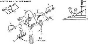 Bicycle Brake System Diagram 00001300 00002 Png Bicycle Brake Parts