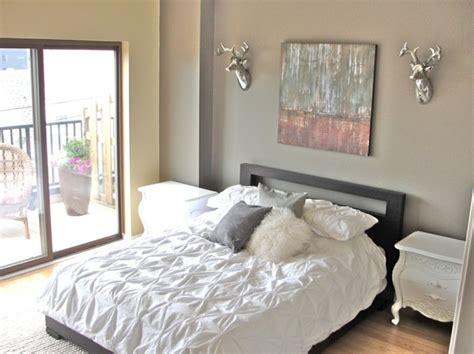 schlafzimmer deko wand 77 deko ideen schlafzimmer f 252 r einen harmonischen und