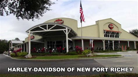 Car Dealerships Port St Fl by Harley Davidson Motorcycle Dealers Of New Port Richey