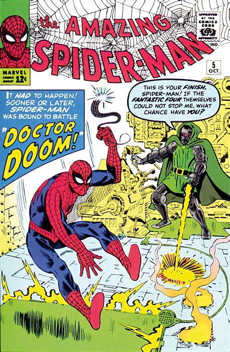 the amazing spider omnibus vol 1 the amazing spider vol 1 n 5