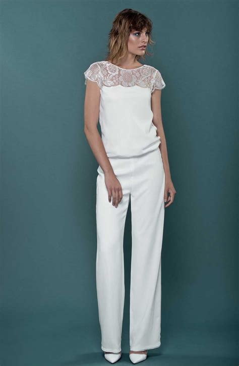 braut jumpsuit diva meets grunge therese luise