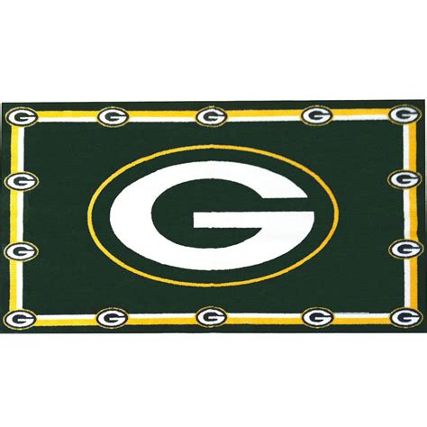 packers rug green bay packers area rug nfl large accent floor mat