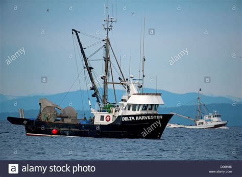 fishing boat jobs vancouver island commercial fishing boats in vancouver stock photos