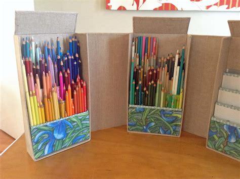 colored pencil storage bailey studio