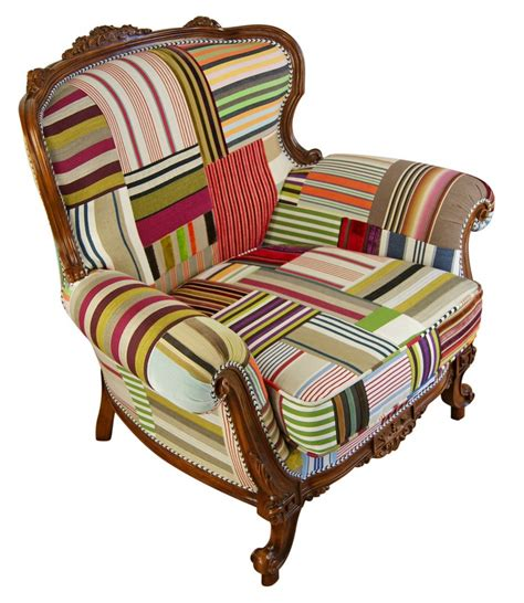 Patchwork Furniture - 17 best images about chairs on upholstery