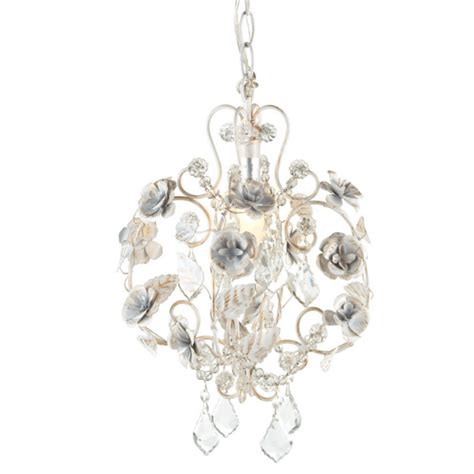 small white chandeliers small antique white beaded chandelier l