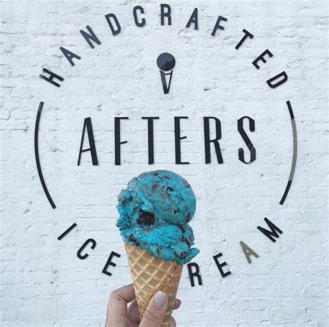 Afters Handcrafted - top 5 spots we luxe
