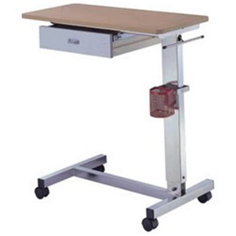 Hospital Table With Drawer by All Products Of Apex Health Care Mfg Inc