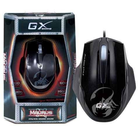 Mouse Gaming Genius Gx mouse genius gx maurus gaming