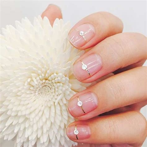 nail styles for woman in her 50s 50 royal wedding nail designs for your special day