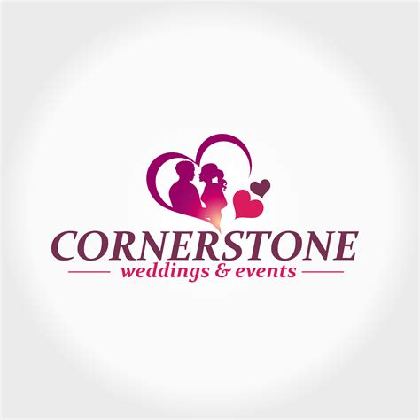 Wedding Event Logo logo design contests 187 new logo design for cornerstone