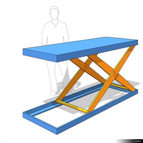 building rfa lift scissor hoisting