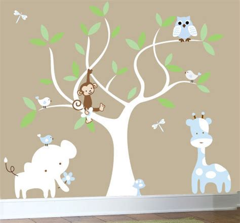 Wall Decal Best 20 White Tree Decal For Nursery Wall White Tree Decal For Nursery Wall