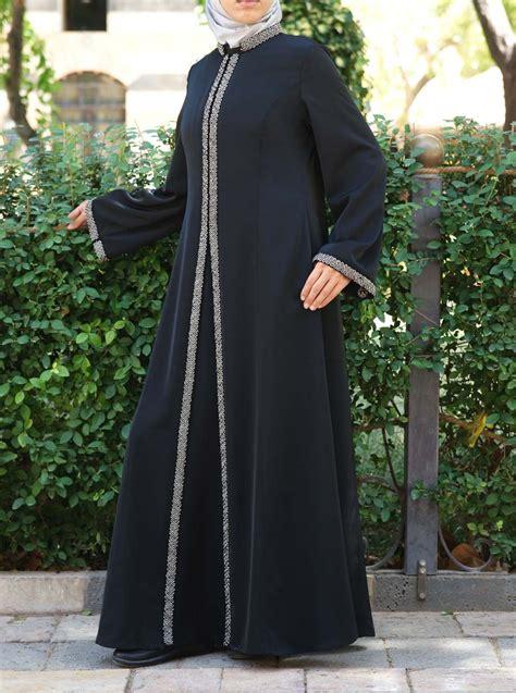 beadwork gown beadwork gown jennies silver beadwork abaya gown