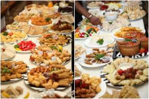 party puffet finger food dreamsdejavu wedding photography