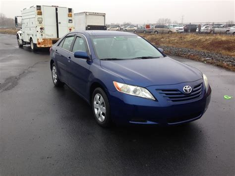 Used 2007 Toyota Camry Used 2007 Toyota Camry S 8 300 00