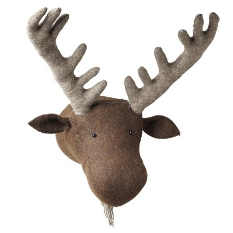 Moose Wall Decor by Fiona Walker Moose Wall Decor Featured At