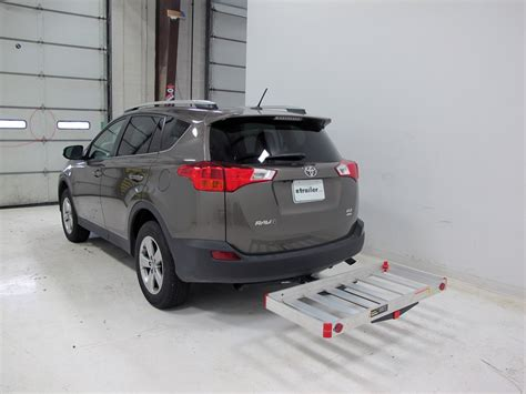 Hitch Toyota Rav4 Toyota Rav4 48 Quot X 21 Quot Maxxtow Cargo Carrier For 2 Quot Hitches