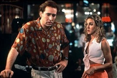 movie nicolas cage sarah jessica parker the honeymoon begins a chat with jason robert brown and