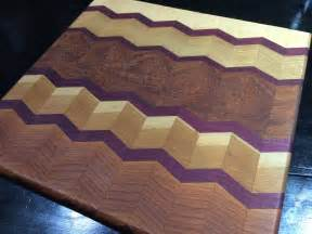 Cutting Board Designs Workhome Idea Here Herringbone Cutting Board Plans