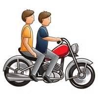 Motorrad Fahren Clipart by Motorcycle Vector Image 1566211