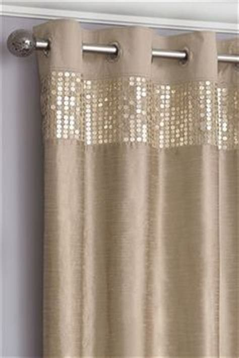 next gold sequin curtains i d like to make this for my home media room on