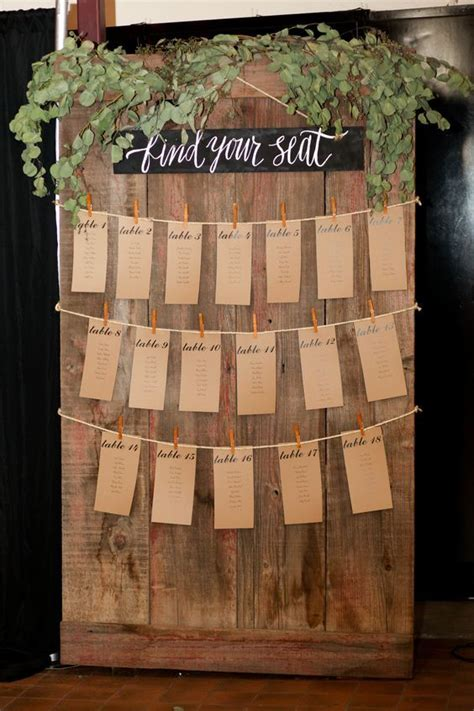 creative table seating ideas for weddings 100 insanely creative seating cards and displays wedding