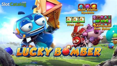 Lucky Bomber review of lucky bomber slot from gameplay