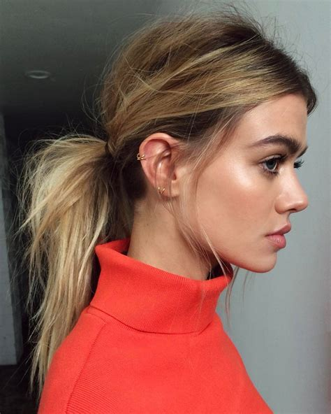 ponytail hairstyles instagram 8 064 likes 68 comments brittany sullivan brittsully
