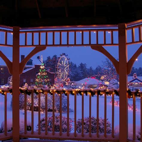 edaville christmas festival of lights reviews edaville polar express a holiday extravaganza at